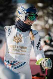 Healthy Living, Lindsey Vonn