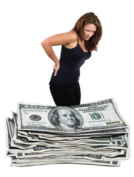 Are you overpaying for back pain?