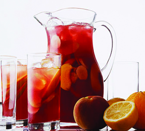Enjoy a Great glass of Sangria