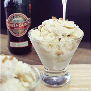 Innis and Gunn Ice Cream