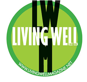 Living Well Magazine LOGO