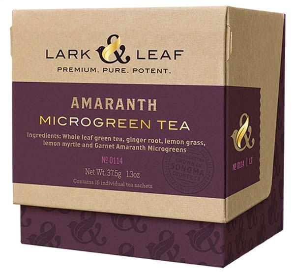Lark and Leaf Microgreen